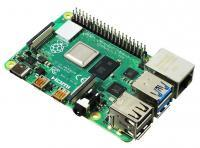 Микрокомпьютер Raspberry Pi 4 Model B 4Gb